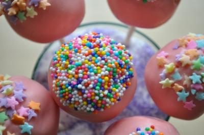 Sprinkles Pops