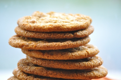 Spicy Ginger Cookies $22/doz