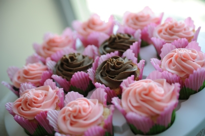 Vanilla & Chocolate in Rose Lines